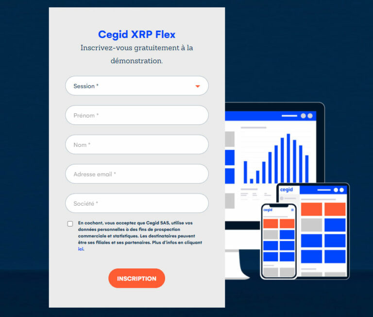Demo gratuite Cegid XRP FLEX