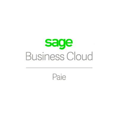 Logo Sage Business Cloud Paie