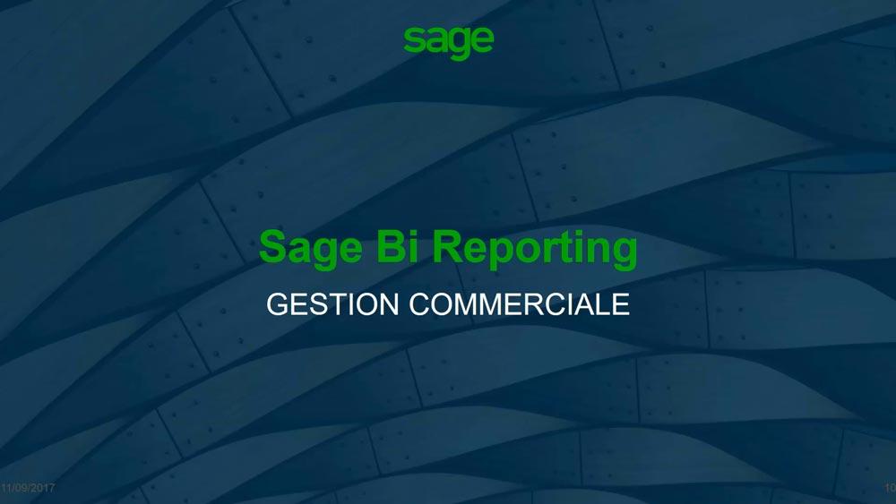 Vignette vidéo présentation sage bi reporting et sage 100 gestion commerciale