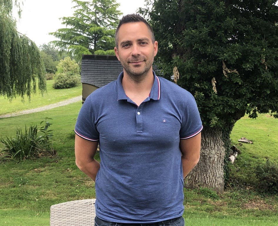 Fabien Gamache Directeur Alticap Paris
