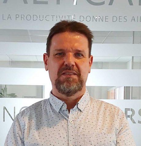Portrait Frédéric BERTON
