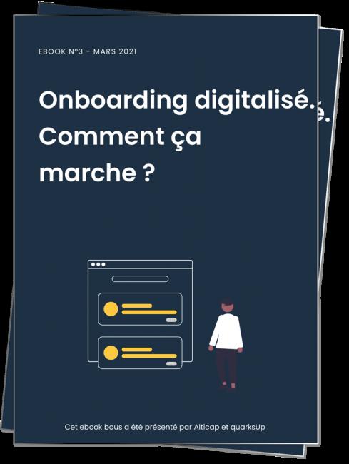 Apercu Onboarding digitalisé : comment ça marche