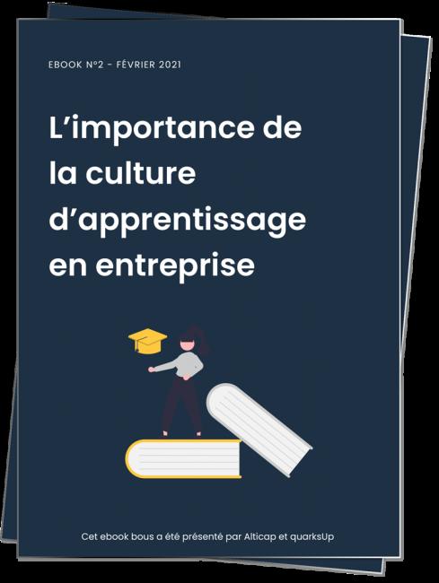 Apercu l'importance de la culture d'apprentissage en entreprise