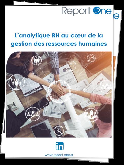 Apercu Livre Blanc : L'analytique RH au coeur de la gestion des ressources humaines