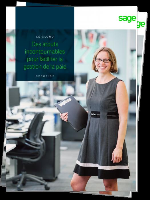 Mini Guide : Le Cloud et ses atouts pour faciliter la gestion de la paie