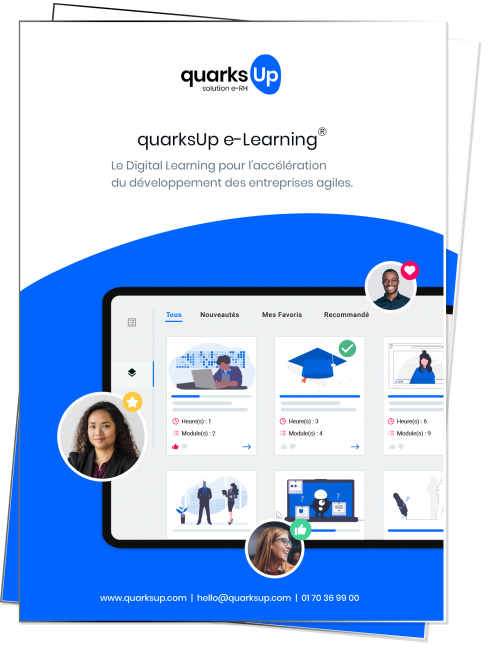 Apercu fiche produit quarksup module e-learning