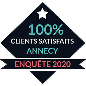 Pictogramme satisfaction client Agence Alticap Annecy